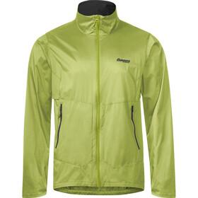 Bergans Fløyen Jacket Herre sprout green/solid dark grey